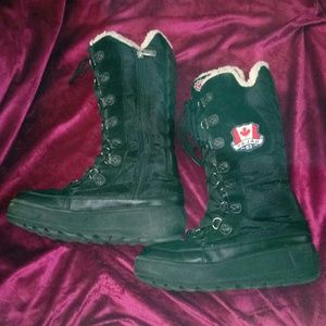 Pajar 63 Canada winter boots rated 30 below